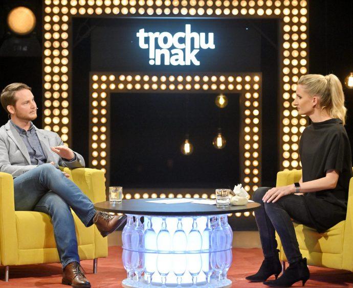 Michal Mašek v relácii Trochu inak s Adelou